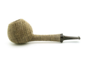 Apple Skater Bog Oak G. Penzo Pipe1