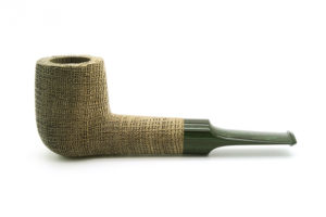 Bog Oak Billiard Saddle G. Penzo Pipe1