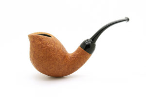 Free Form Natural Sandblasted G. Penzo Pipe1