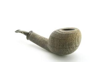 Free Form Bog Oak G. Penzo Pipe4