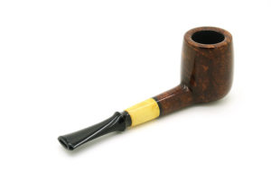 Little Billiard Box Wood B G. Penzo Pipe3