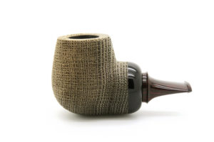 Nose Warmer Bog Oak G. Penzo Pipe1
