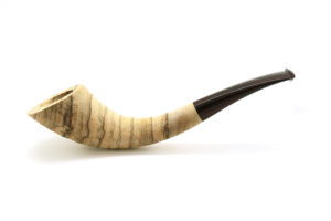 Olive Wood Horn G. Penzo Pipe1