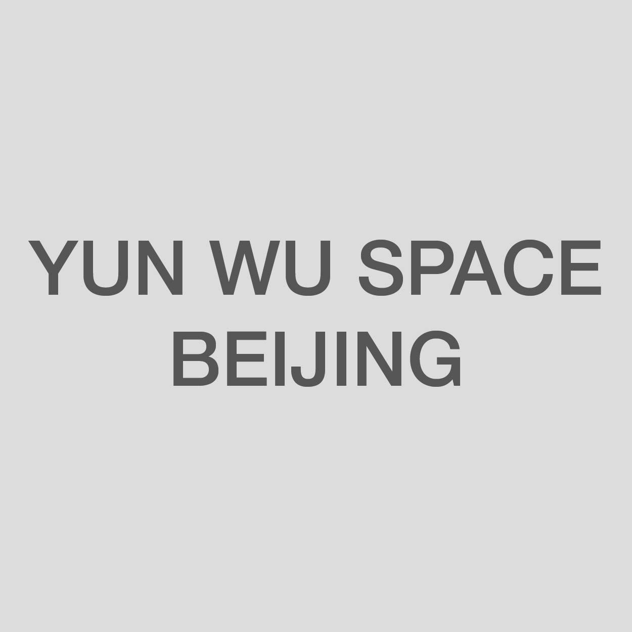 Yun Wu Space